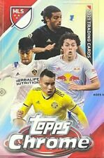 2021 Topps Chrome MLS Major League Soccer Complete Your Set Base & RC You Pick