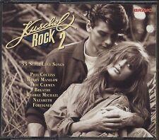 Kuschel Rock 2 - PHIL COLLINS A-HA NAZARETH EAGLES GENESIS URIAH HEEP 2 CD 1989