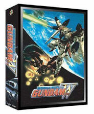 MOBILE SUIT GUNDAM WING Complete TV SERIES COLLECTION DVD Box Set ENGLISH DUBBED