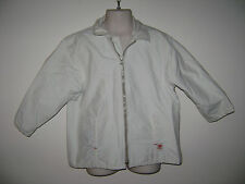 THE CHILDREN'S PLACE BOYS JACKET COAT size 4 4T IVORY KHAKI LIGHTWEIGHTED