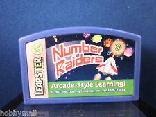 Leapster Number Raider Video Game