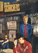JASON AND THE SCORCHERS fervor HOLLAND EX LP 1983