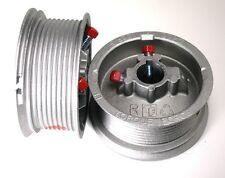 Garage Door Cable Drum, for up to 10' High Door , 400-10 ( Pair )