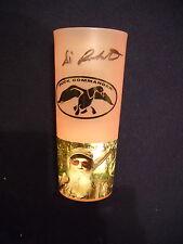 Uncle Si Robertson Autographed Pink Tea Cup Duck Commander Duck Dynasty/ JSA