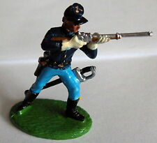 Civil War Union Dismounted Cavalry Firing 54Mm X Force