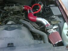 Short Ram Air Intake Kit + RED Filter for 96-02 Grand Marquis / Town Car 4.6 V8