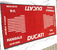 DUCATI  Panigale V4 Garagen- Teppich-Tankmatte