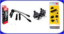 NEU NGK Zündspule für AUDI A4 B5 A6 C5 VW Passat 3B 1.8 125 PS + Stecker + Kabel