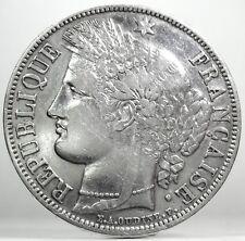 France (II° Republique) 5 FRANCS 1851-A