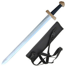 Foam Viking Norse Legacy Costume Cosplay Practice LARP Play Sword with Sheath