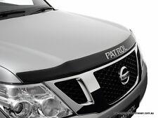 Nissan Patrol Y62 Bonnet Protector Smoked F5166-1L100AU