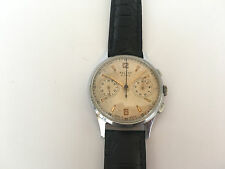 Vintage POLJOT STRELA 3017 Military Chronograph USSR Russian rare Watch