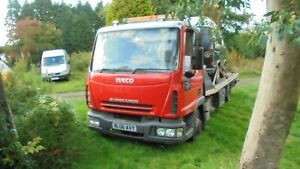 IVECO EUROCARGO E75-18 TILT AND SLIDE RECOVERY TRUCK