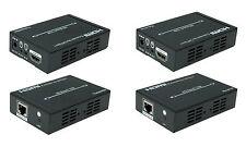 HDMI ad alta velocità PROLUNGA Via Cat-5e/6 fino 70m con HDBaseT TECNOLOGIA,