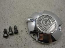 04-16 Harley Davidson V-Rod ENGINE CLUTCH SLAVE COVER SECONDARY CHROME ENGRAVED