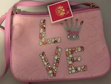 Juicy Couture baby pink bag