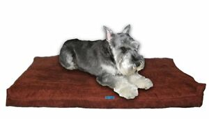 Five Diamond Collection Shredded Memory Foam Orthopedic Dog Bed, Made In USA (Br