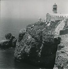 PORTUGAL c. 1950 - Phare du Cap St Vincent  Sagres  - Div 10352