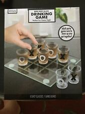 Premier Finds Mini Shot Glass Drinking Game Tic Tac Toe