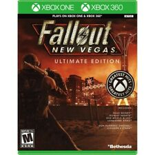 Fallout New Vegas Ultimate Edition Xbox One And 360 - Xbox One And 360 Supported