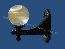 WALL SCONCE LIGHT FIXTURE LAMP OUTDOOR BRICK COLUMN LIGHTING CAST ALUMINUM GATE