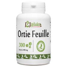 Ortie feuille - 300 comprimés à 400 mg
