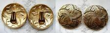 GOLDENE OHRCLIPS - ORNAMENTE - PIERRE LANG - 4,4 cm