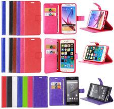 Fundas y carcasas lisos Para iPhone 5c de piel para teléfonos móviles y PDAs