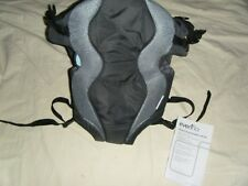 Evenflo Breathable Carrier Grey Chevron 7-26 lbs *√7296*