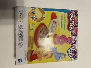 Play-Doh My Little Pony Pies  Ponies Kids Gift Playset New