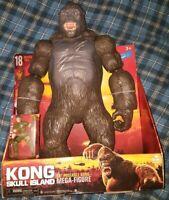 "KING KONG SKULL ISLAND LANARD 18"" ACTION FIGURE WAL-MART EXCLUSIVE BRAND NEW"