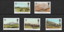 1994 GB.- 25th. Anniversary of Prince of Wales Investiture - Full Set - MNH.