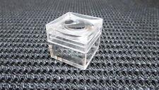 Cubic Box Magnifier 4x 1X1X3/4 Gold Panning Mining Prospecting Dredge Sluice