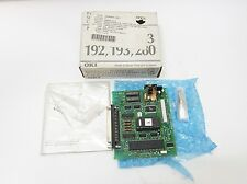 New OKI 2PU4005-1005 RS422A RS-422A Interface Board For Microline 280 Printer