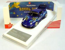 "1:64 FUELME RAUH-Welt PORSCHE 911 (993) RWB ""Royal Ocean"" blue - IN STOCK - !!!"