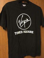 Virgin - Times Square - Black Shirt - Adult L.