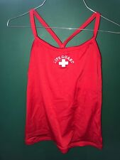 Lifeguard Tankini Top, Size: Medium