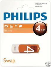 Philips USB-STICK Vivid 4 GB USB 2.0 fm04fd05b
