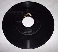 MARIO LANZA Tenor / Ave Maria & The Lord's Prayer / RCA 45 rpm 447-0774 / 1950s