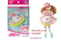 Takara Tomy Rika Bijou dress set Street Walk LW-17 for Licca-chan Doll