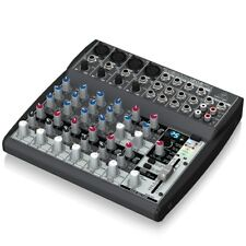 Behringer XENYX 1202FX - 12 Channel Audio Mixer with Effects Processor Brand New