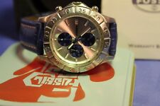 Dazzling Looking  Men  chronograph  Watch  Fossil  Watch Quartz With Tin