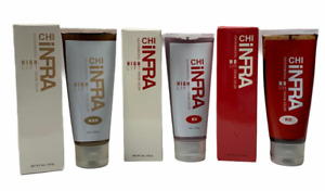 CHI Infra Ionic & Environmental High Lift Cream Color 4 oz (Choose yours)