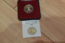2 euro 2009 bélgica louis braille pp