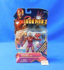 Iron Man Mark IV Action Figure Iron Man 2 Movie Series 2010 Hasbro New Walmart