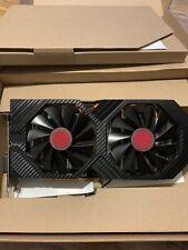 XFX AMD Radeon RX 580 GTS Black Edition 8GB GDDR5 Graphics Card (RX-580P8D VN.0)