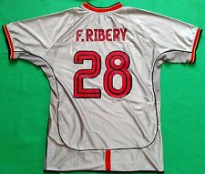 Galatasaray Istanbul 2003 Ribery Third Shirt France Bayern Jersey Trikot Maglia