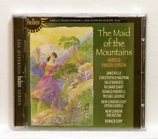 RONALD CORP – FRASER-SIMSON the maid of the mountains HELIOS CD NM