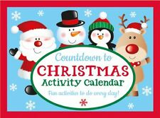 COUNTDOWN TO CHRISTMAS ACTIVITY CALENDAR