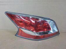 DRIVER LEFT HALOGEN OEM NISSAN ALTIMA SEDAN 13 14 15 TAIL LIGHT LAMP [CHIPPED]